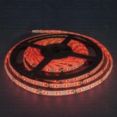 Светодиодная лента LS60 3528 IP55 красный свет