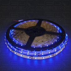 Светодиодная лента LS60 3528 IP20 синий свет