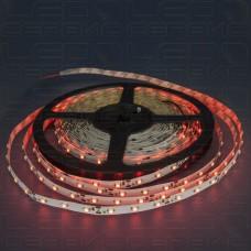 Светодиодная лента LS60 3528 IP20 красный свет