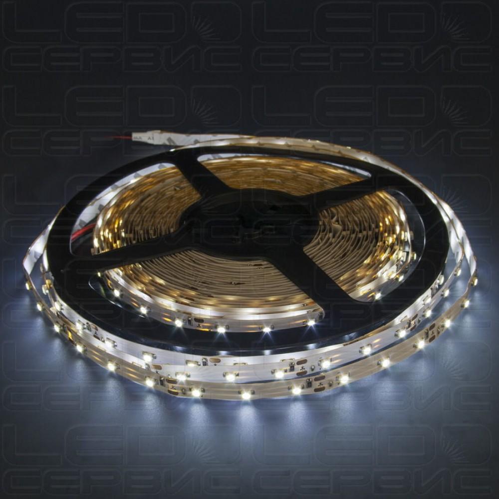 Светодиодная лента LS60 3528 IP20 холодный свет