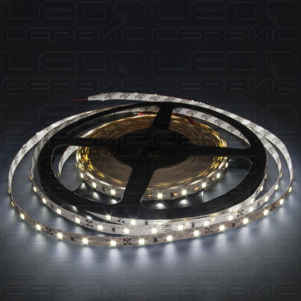 Светодиодная лента LS60 2835 IP20 холодный свет