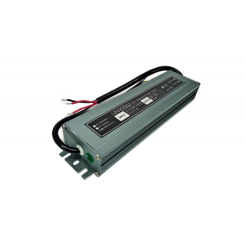 Блок питания герметичный LS-12V-200W