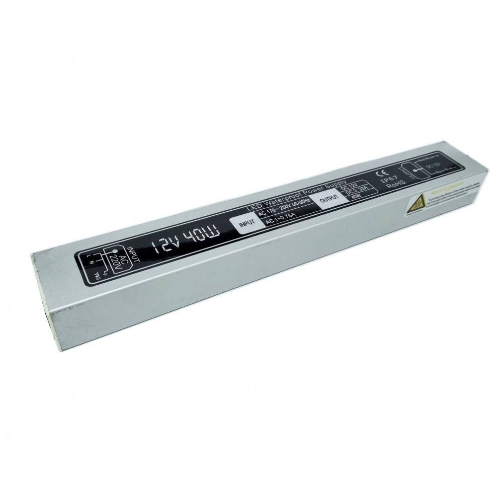 Блок питания герметичный LS-12V-40W