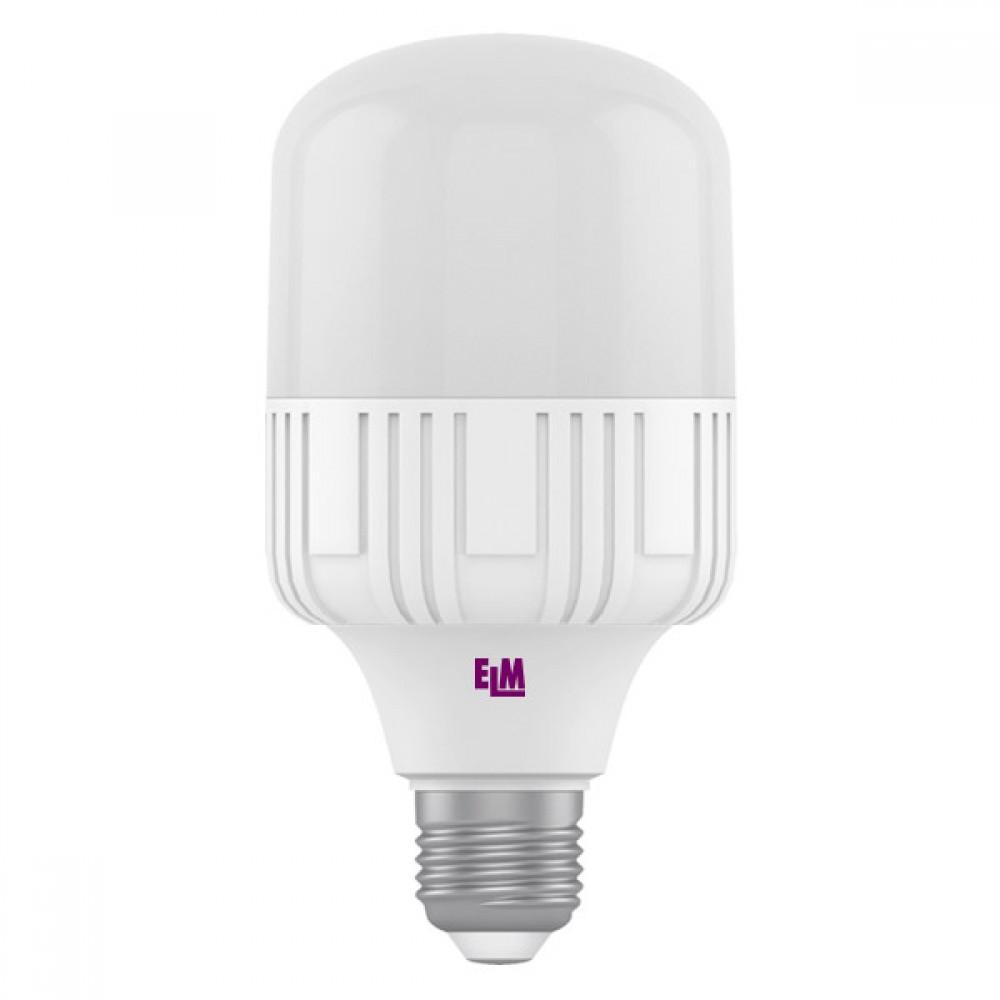 Лампа светодиодная промышленная PA10 TOR 20W E27 6500K 18-0105