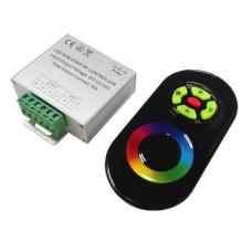 Контроллер для RGB ленты OEM 18A-RF-5 Touch Черный