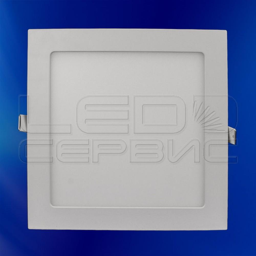 Светильник Slim LS-2835 квадратный 18Вт теплый свет