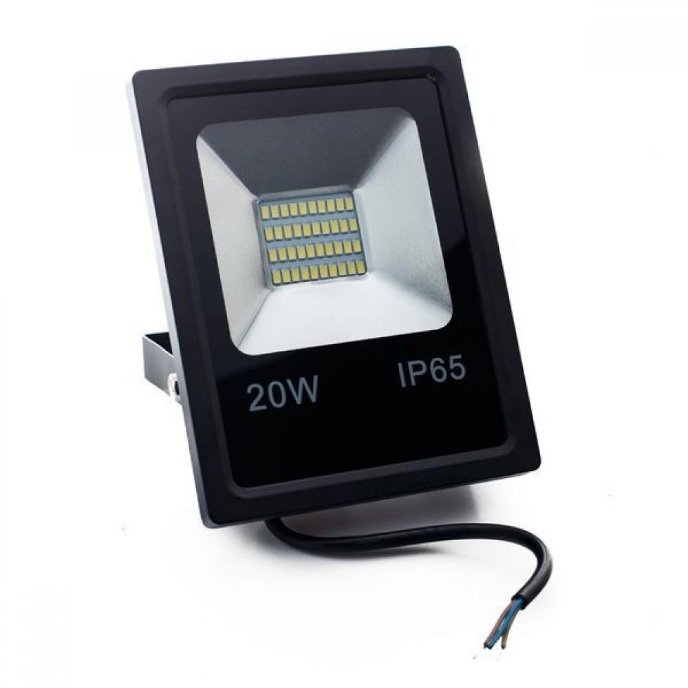 Прожектор матричный светодиодный LS-SMD 20Вт Slim