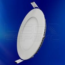 Светильник Slim LS-2835 круглый 6Вт холодный свет