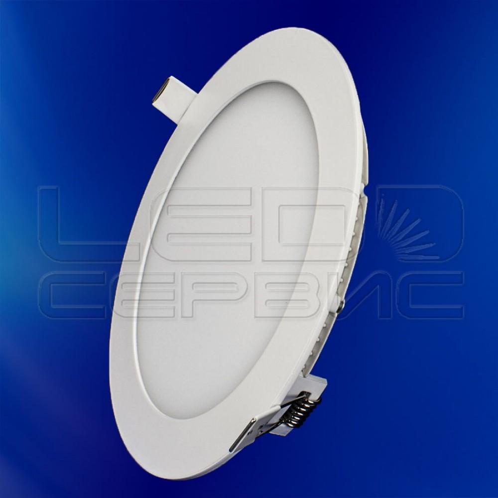 Светильник Slim LS-2835 круглый 12Вт теплый свет