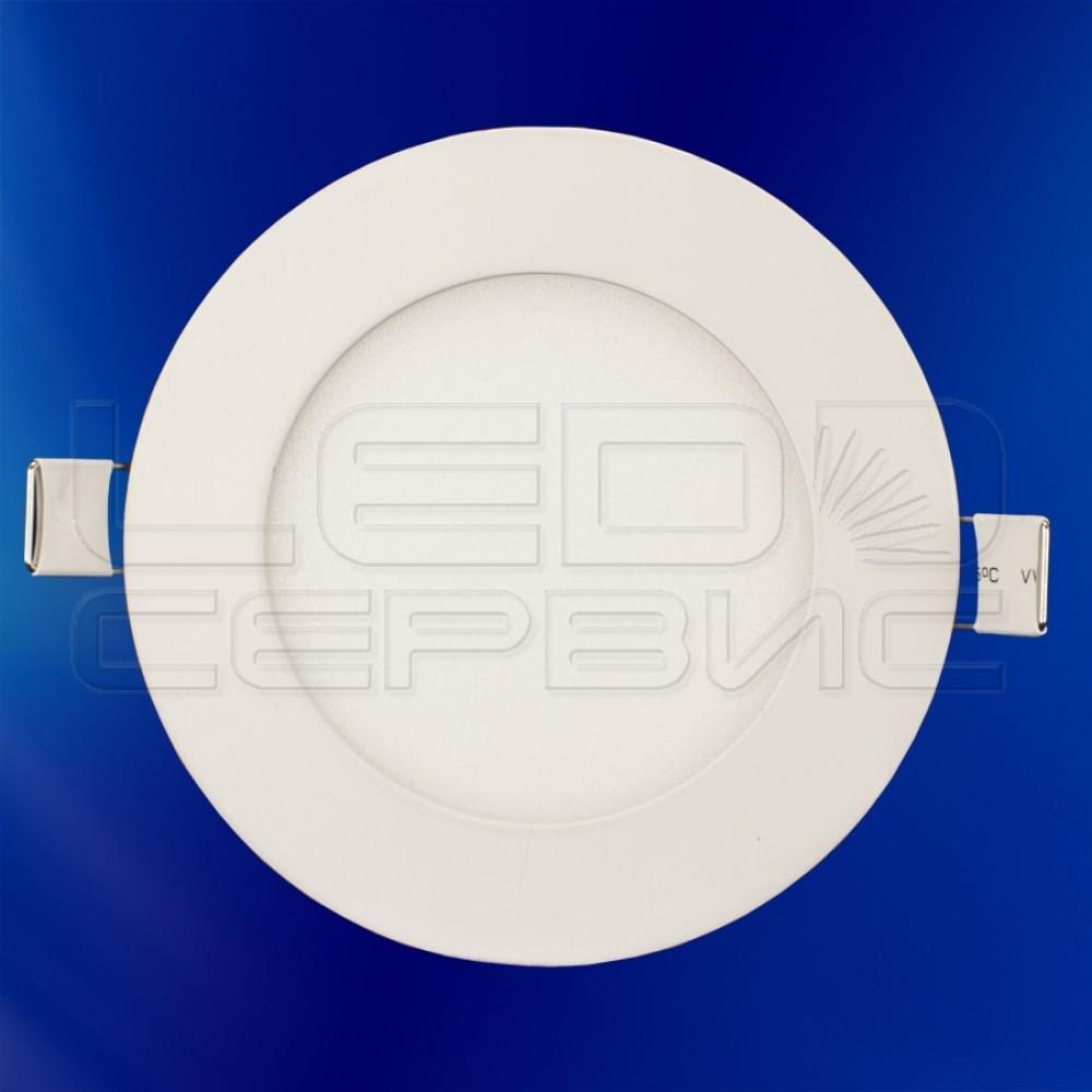 Светильник Slim LS-2835 круглый 3Вт холодный свет