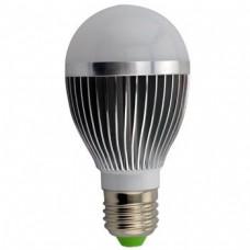 Лампа светодиодная 5Вт 12В Е27 5500К