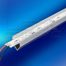 Светодиодная линейка LS60 5730 IP20 холодный свет (угол 45 град.)