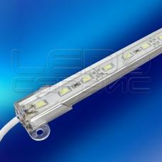 Светодиодная линейка LS60 5730 IP55 холодный свет