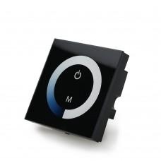 Диммер OEM 8A-Touch Черный встраиваемый
