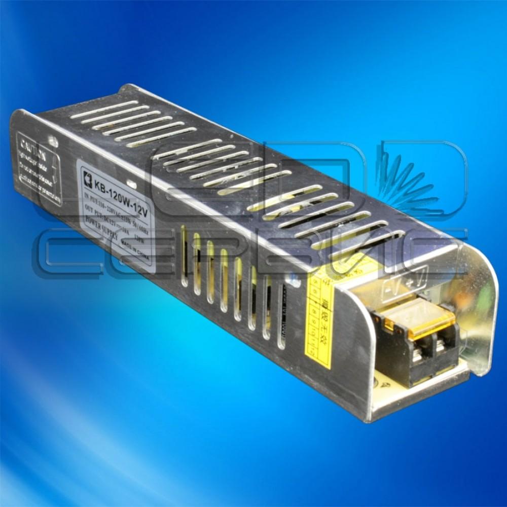 Блок питания KB-120W-12V Rectangle Shape