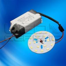 Набор для модернизации светильника (светодиодная матрица+драйвер LS9W-5630-A-W)