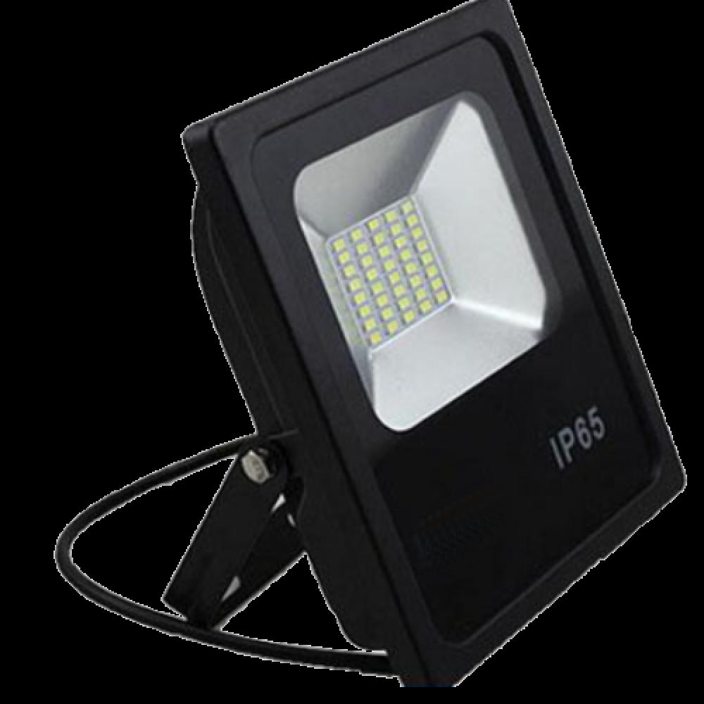 Прожектор матричный светодиодный LS-SMD 50Вт Slim