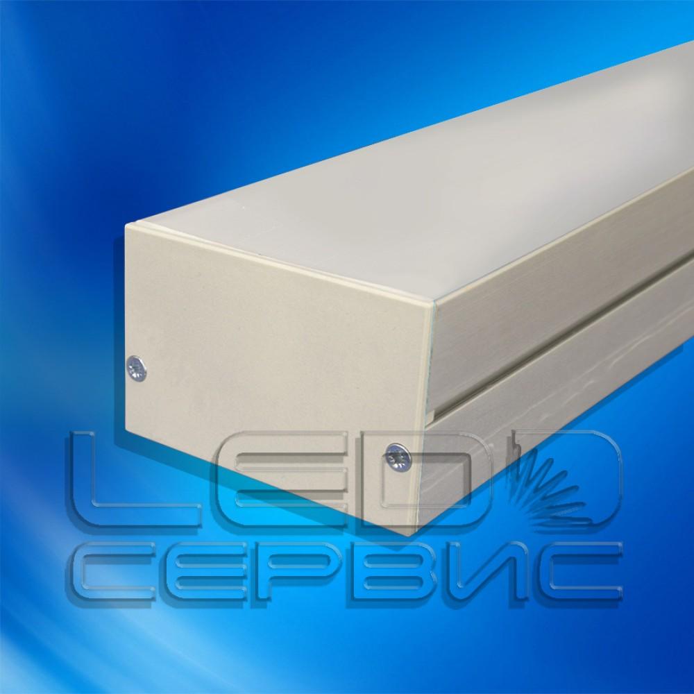 Профиль алюминиевый анодированный ЛП-70