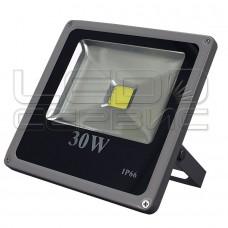 Прожектор светодиодный LS-T6004 30Вт Slim
