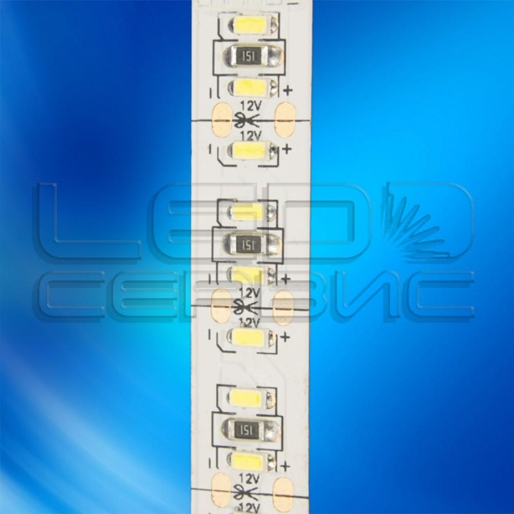 Светодиодная лента LS210 3014 IP20 нейтральный свет Premium