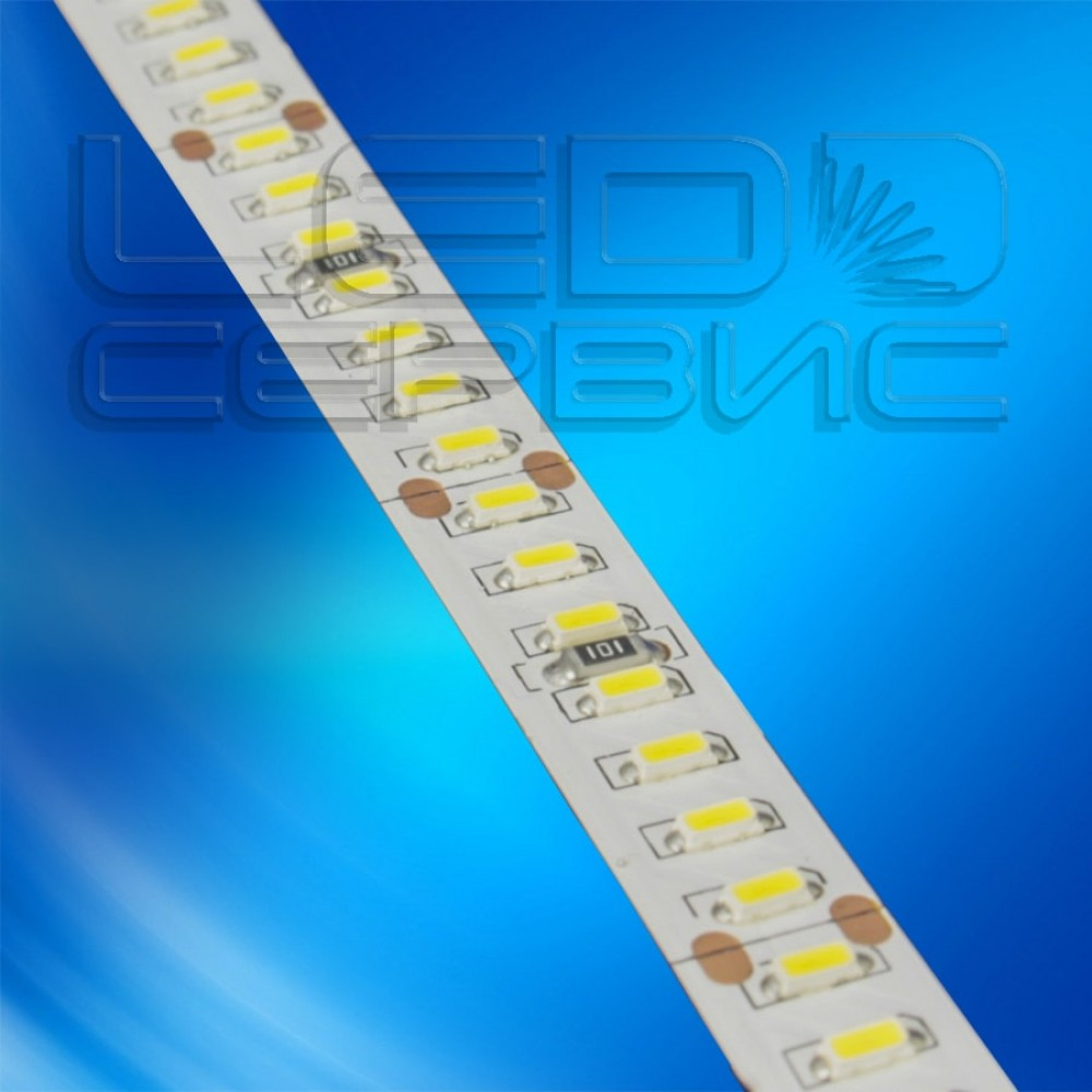 Светодиодная лента LS238 3014 24V IP20 теплый свет Premium