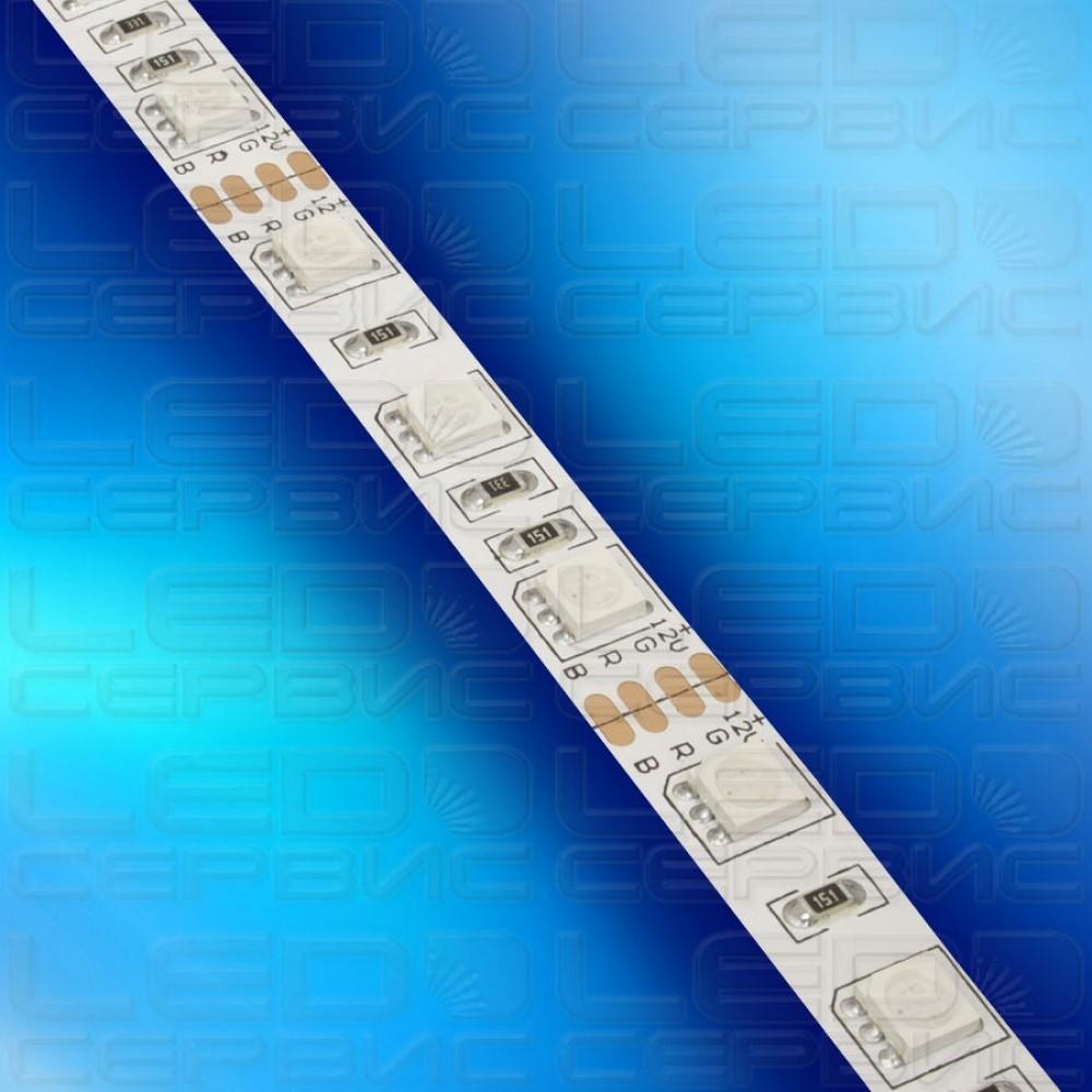 Светодиодная лента LS60 5050 IP20 RGB