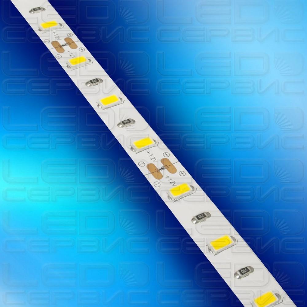 Светодиодная лента LS60 5730 IP20 холодный свет