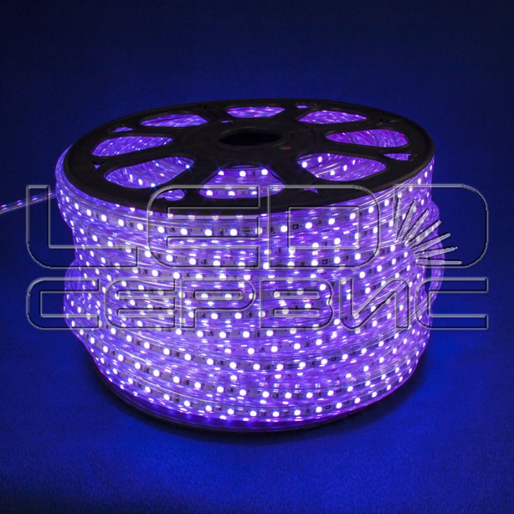 Светодиодная лента LS60 5050 IP68 RGB 220В