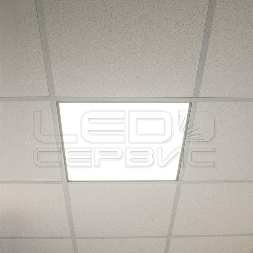 LED Панель диммируемая LS-PL6060-Dali 45Вт нейтральный свет Premium-класс