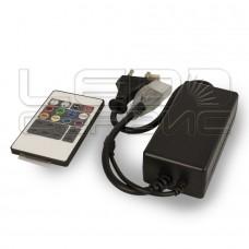 Контроллер для RGB ленты 220В