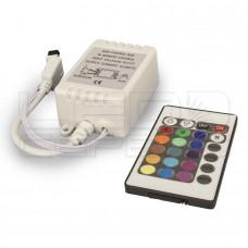 Контроллер для RGB ленты KBC-JIR-24 72Вт