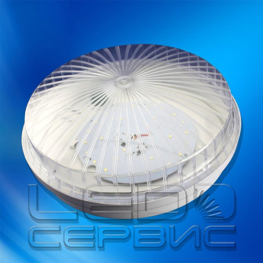Светильник светодиодный накладной Промсерия IP44 12Вт