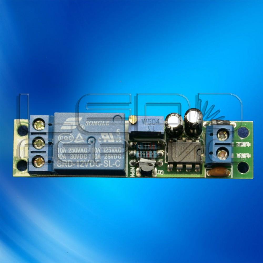 Таймер задержки выключения LS-02-12V