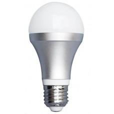 Лампа светодиодная LVU A60 5Вт E27 3000K, алюм.корп.