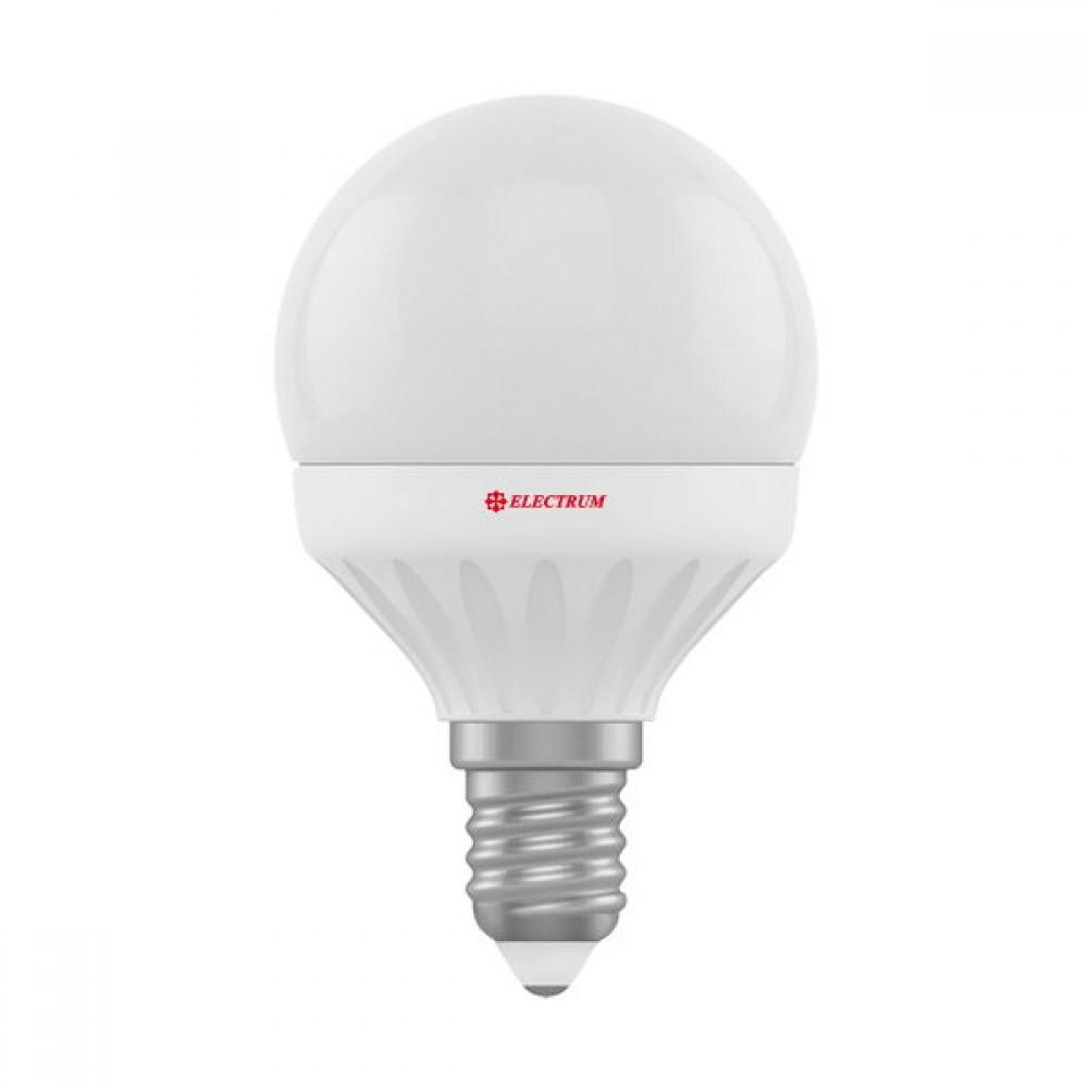 Лампа светодиодная EL D45 4W E14 4000K PA-LB-10 A-LB-0533