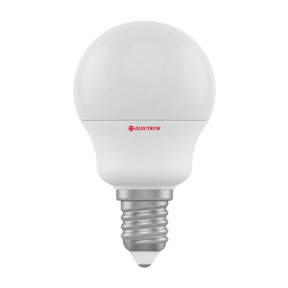 Лампа светодиодная EL D45 6W E14 2700K PA-LB-9 A-LB-1838