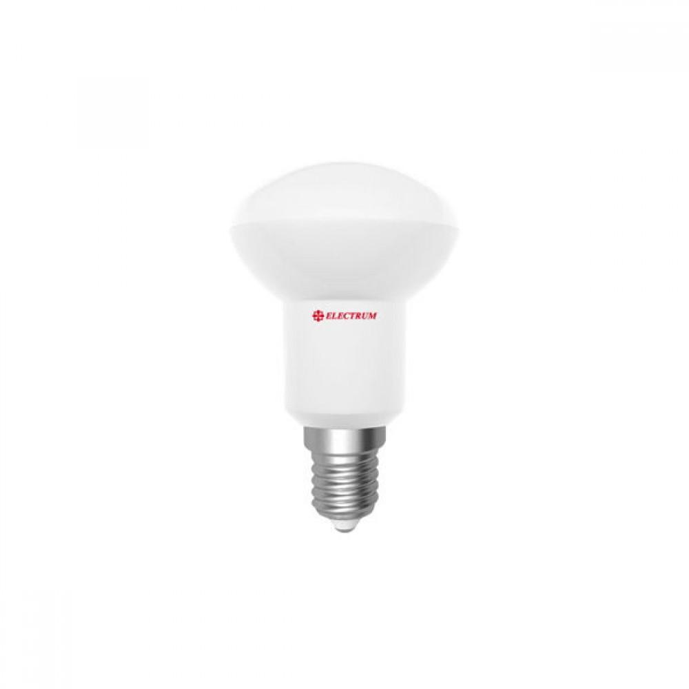 Лампа светодиодная EL R50 6W E14 2700K AL LR-12 A-LR-0538