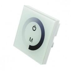 Диммер OEM 8A-Touch Белый встраиваемый