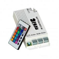 Контроллер для RGB ленты OEM 9A-IR-24 музыкальный