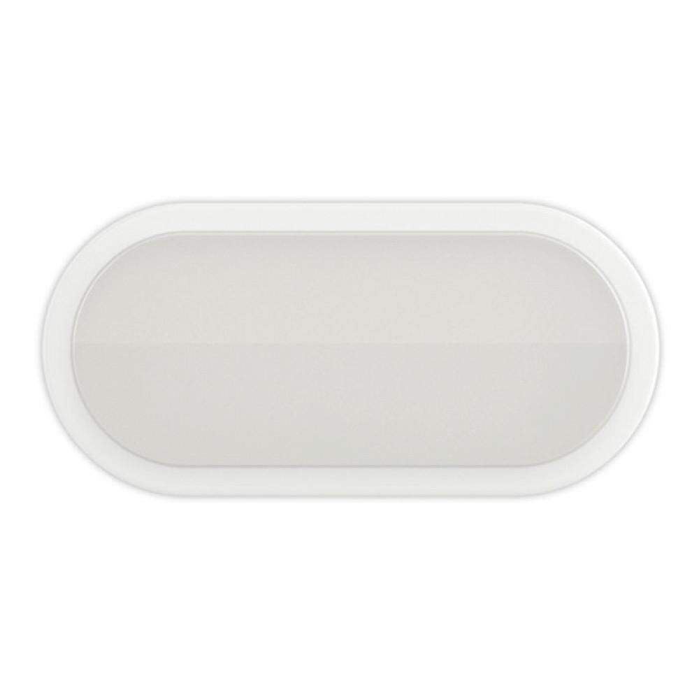 Сетильник светодиодный ELM Oval-12 6500 IP54