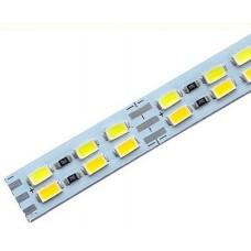 Светодиодная линейка LS144 5730 IP20 холодный+теплый свет