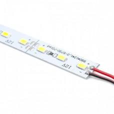 Светодиодная линейка LS72 5630 12V IP20 теплый свет