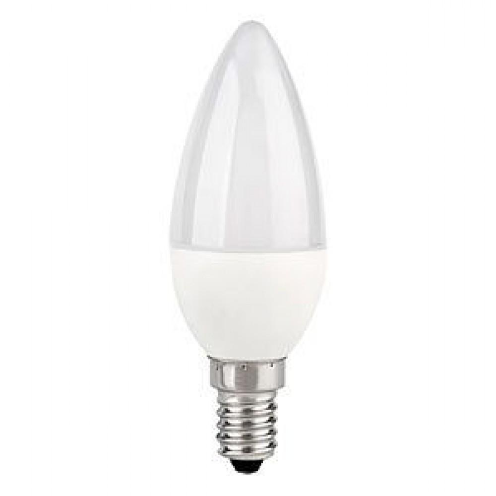 Лампа светодиодная LSL-3311 C37 3Вт Е14 холодный свет